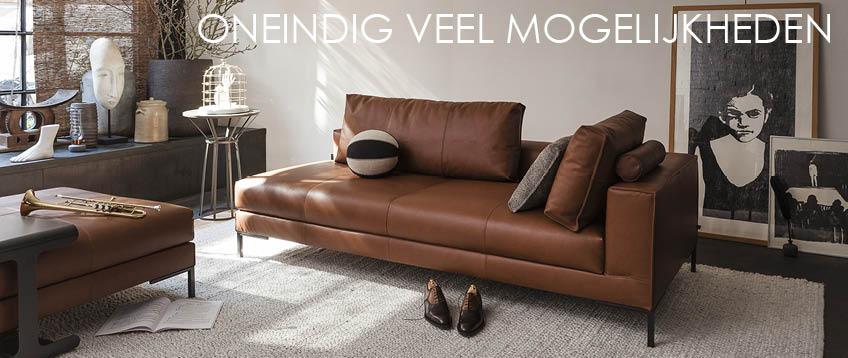 Design Meubels | Aikon Lounge | Design on Stock | Smellink Wonen + Design