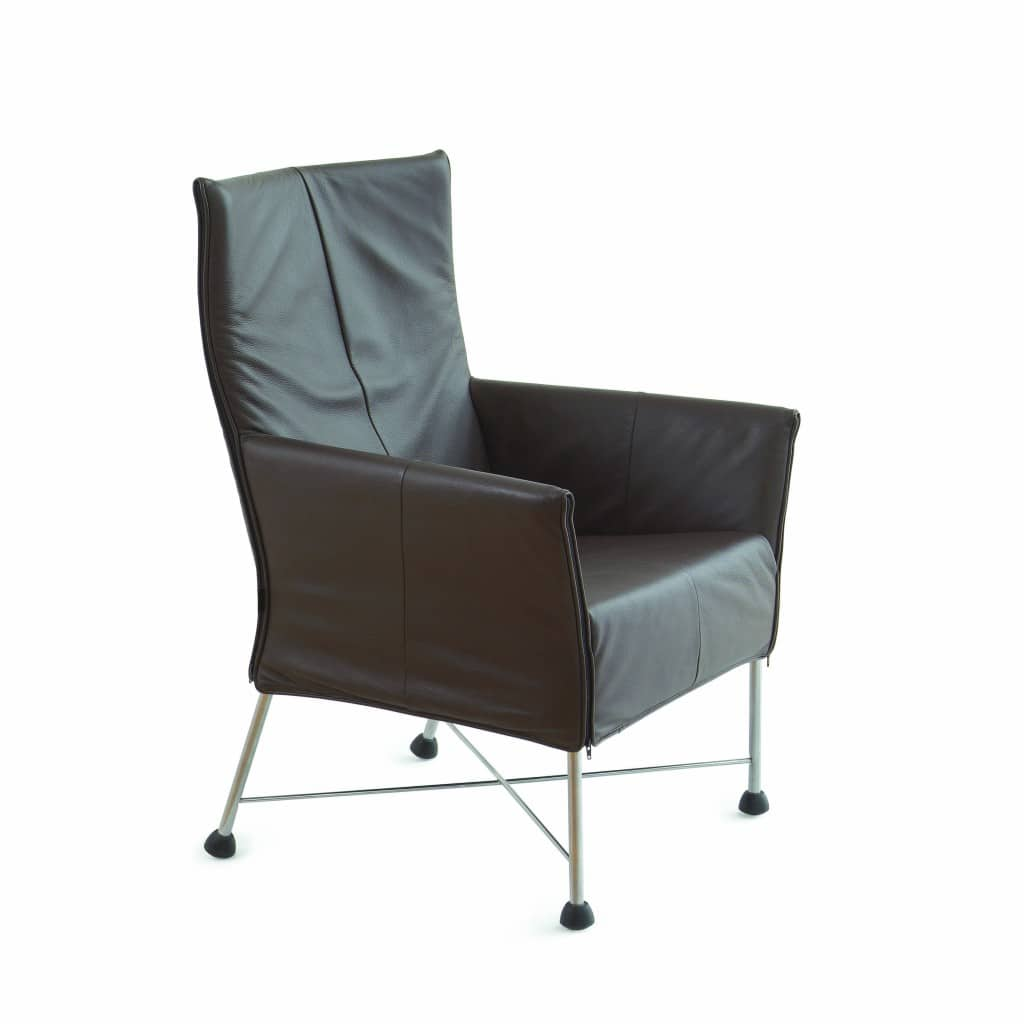 Fauteuil charly montis smellink wonen design for Design stuhl charly