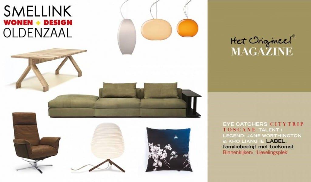 Digitaal magazine I Smellink Wonen + Design