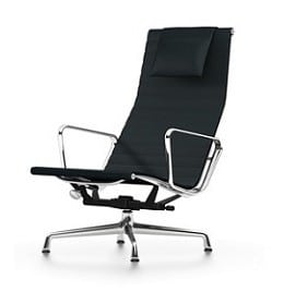 Eames EA 124 lounge chair | Vitra | Smellink Wonen + Design