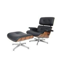 Eames Lounge chair | Vitra | Smellink Wonen + Design