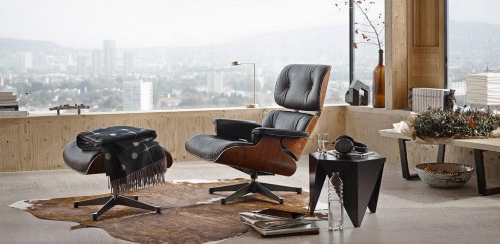 Eames lounge | Vitra | Smellink Wonen + Design