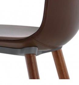 HAL Leather Wood | Vitra | Smellink Wonen + Design