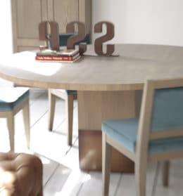 Nota Bene dining table | Van Rossum |Smellink Wonen + Design