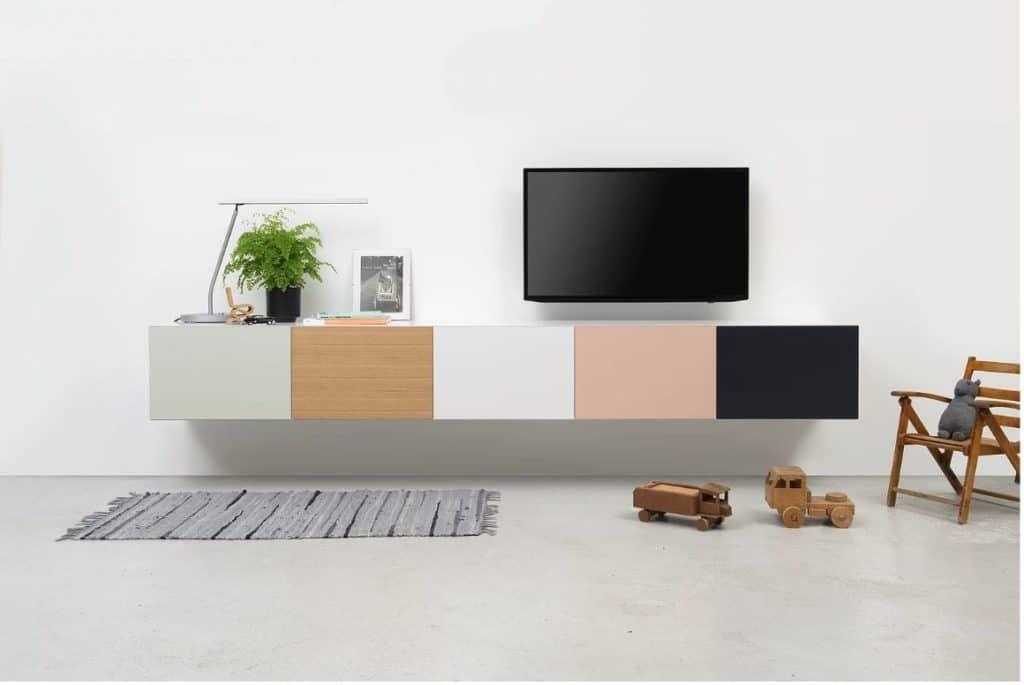 Ruime Tv Kast.Op Zoek Naar Design Tv Meubels Smellink Wonen Design