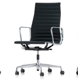 Aluminium Chair EA 117/118/119