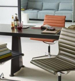 Aluminium Chair EA